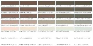 Gray Paint Chart Tan Color Palette Jamesdelles Com