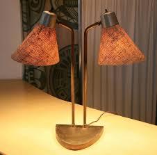 grossman lighting. details about vintage greta grossman era fiberglass table lamp knoll dual shades 1950u0027s rare grossman lighting