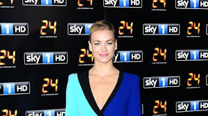 Yvonne strahovski is an australian actress known for her roles in american tv shows, such as '24: The Handmaid S Tale Star Yvonne Strahovski Excited About Becoming A Mother Independent Ie
