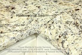 filling seams in e the perfect seam custom quartz seamless kitchen granite countertop not level