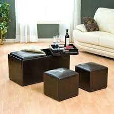 oversized leather ottoman. Fine Leather Black Storage Ottoman Coffee Table Oversized Leather  Small  For