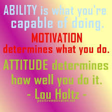 Thoughts for the Day … Improving Employee Attitude for Optimal ... via Relatably.com