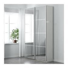 ikea pax sliding doors mirror closet doors new wardrobe white mirror glass ikea pax stordal sliding