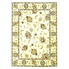 area rugs country style french rug blue awesome