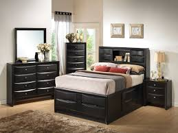 Bedroom: Modern Queen Bedroom Sets Fresh Modern Headboard With Storage  Interior Decorating Terms 2014 -