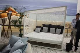 Modern outdoor daybed Daybed Furniture You Cant Help But Want To Crawl Into Skylines Daybed And Cozy Up For Babmar Spruce Up Your Backyard With Modern Outdoor Furniture
