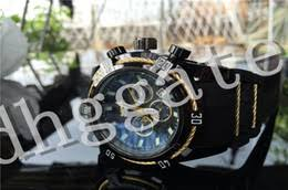 discount oversized watches for men 2017 oversized watches for discount oversized watches for men watch for man black gold color oversized case mutiple dials