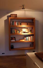Bookshelf Lighting 95 Best Office Images On Pinterest Bookcases Built In Bookcase
