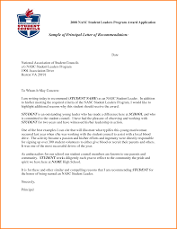 6 Recommendation Letter Sample For Student Quote Templates