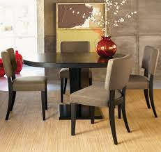Round Formal Dining Room Tables Interesting Light Brown Folding