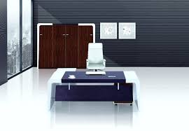 designer office tables. Brilliant Tables White Wood Office Desk Designer Table L Shape Wooden  Black Leather Home Desks To Tables