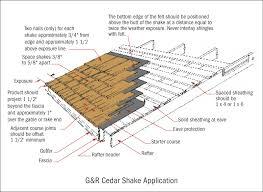 installing cedar shakes. Simple Cedar Shakeapplication01 Gu0026R Cedar Shingle Application Inside Installing Shakes I