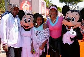 bobby brown and bobbi kristina. Bobby Brown And Whitney Houston With Their Daughter Bobbi Kristina Lisa RoseDisney Parks Via Getty Images For