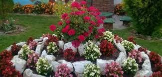 Декорацията на вашия двор е декоративна градина. Promenete Dvora S Cvetni Aranzhirovki Idei Bg