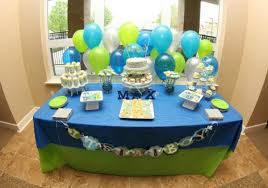 Decoration Ideas For Baby Shower  YouTubeBaby Shower Party Table Decorations