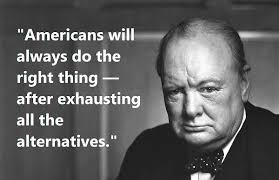 Churchill Quotes Amazing 48 Quotes You Thought Were By Winston Churchill