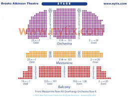 Waitress Seating Chart Waitress Discount Broadway Tickets Including Discount Code