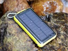 Image result for solar phone charger