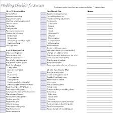 Bridal Party List Template - Arch-Times.com