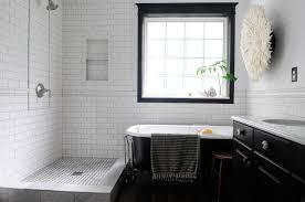 Black And White Bathroom Modern Concept Black And White Bathroom Ideas Bathrooms Black And