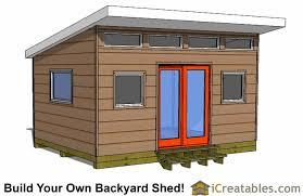 backyard office plans. 12x16 Office Shed Plans Backyard Y