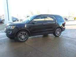 2016 ford explorer sport in wolf point mt miles city ford explorer fox ford inc