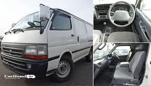 Toyota Hiace Van Review | Carused.jp