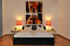 interior 2 piece wall decor stylish blue ocean oil paintings canvas photography intended for 17