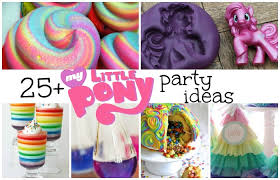Diy Party Printables 25 Diy My Little Pony Party Ideas
