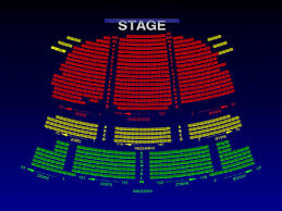 Brooks Atkinson Theatre Seating Chart Brooks Atkinson Theatre Broadway Seating Chart History