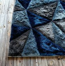 A Blue Gray Rugs And Grey Area Rug Black
