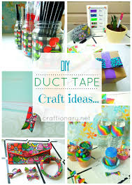 Craft For Kitchen Home Design Duct Tape Crafts For Kids To Make Rustic Living Duct