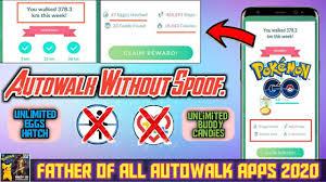 New Autowalk App Of 2020 | How To Autowalk In Pokemon Go Without Defit App