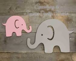 wooden elephant cut out nursery wall decor painted silhouette safari nursery decoration baby elephant decor by carvedcommotion on etsy  on wooden elephant wall art nursery with wooden elephant cut out nursery wall decor painted silhouette
