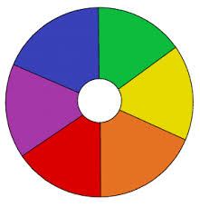 Simple, easy and super fun art ideas for beginners. Primary And Secondary Color Wheel Template Pdf