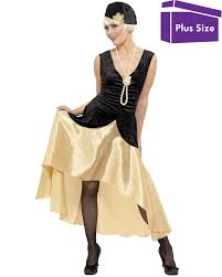 Great Gatsby Girls Womens Plus Size Costume | 1920S