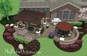designing a patio layout patio layout ideas stunning patio design plans patio designs tips for placement
