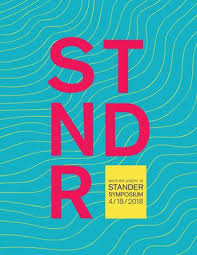 Univ of Dayton Stander Symposium, 2018 Abstract Book by University ...