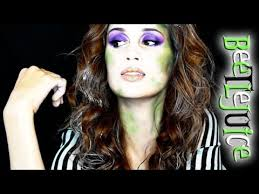 beetlejuice makeup tutorial y version