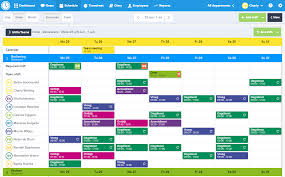 How To Make Schedules For Employees Employee Scheduling And Time Tracking Software Shiftbase
