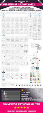 Website Flowchart Template Web Sitemap Flowcharts V1 0 Pinterest Flowchart Template And