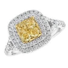Yellow Diamond Vs White Diamond How To Buy A Cheap Yellow Diamond Ring