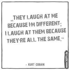 8 Unvergessliche Zitate Von Kurt Cobain Häfftde