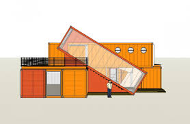 container office design. 7 bright red shipping containers repurposed as modern offices in israel ashdod port container office building u2013 inhabitat green design