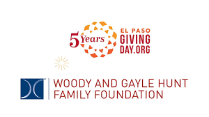 El Paso Giving Day - El Paso Giving Day 2020 | Woody and Gayle Hunt Family  Foundation | Facebook