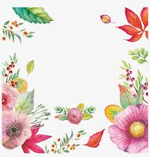 Graphic Royalty Free Download Flower Clip Art Flowers Watercolor