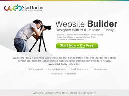 online free website creation website builder create a free website web start today