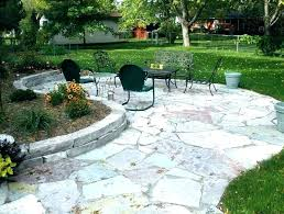 Rock Garden Patio Ideas rock patio ideas outdoor stone patio