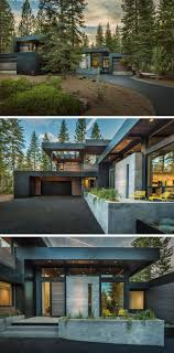 The Home Designed As A Secluded