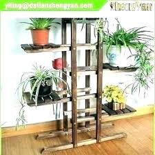 wooden plant shelf outdoor tiered plant stands wooden tiered plant stand plant stand plans outdoor wood